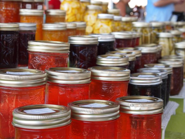 Canning at Home: Holiday Jams and Jellies