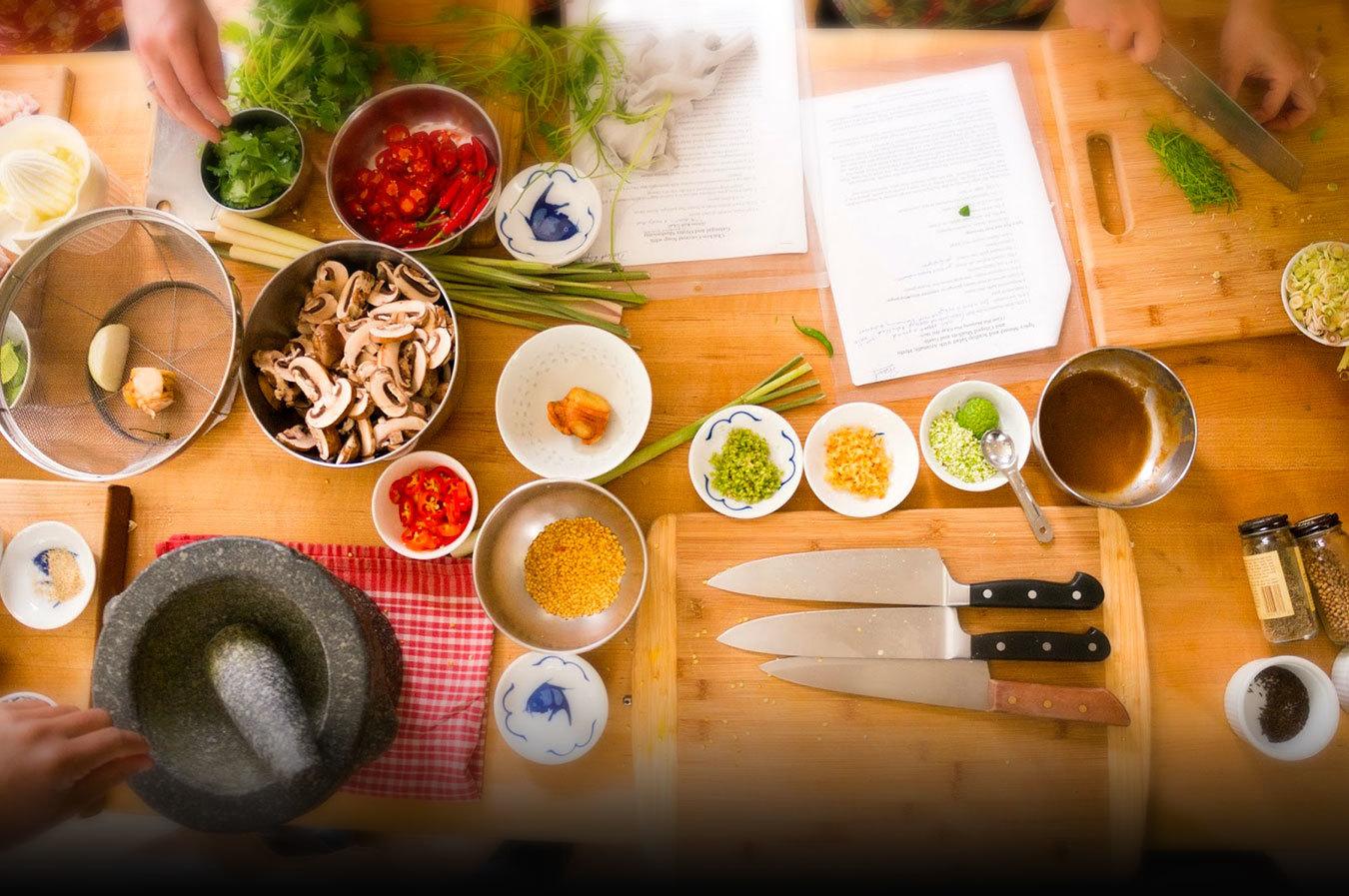 Beginning Cooking: Basic Skills