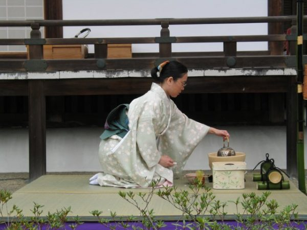 A Traditional Japanese Tea Ceremony